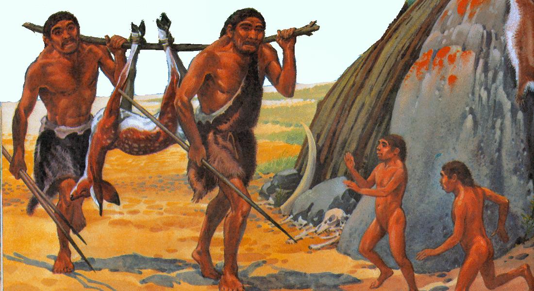 Hayatta kalabilmek için homo sapiensler öncelikle gruplar halinde yaşamaya başladılar ve iş birliği içerisine girdiler.